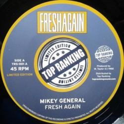 Mikey General - Fresh Again...