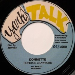 Hopeton Crawford - Donnette...