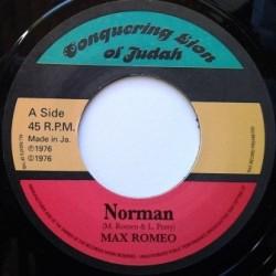 Max Romeo - Norman 7''