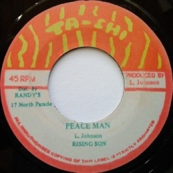 Rising Son - Peace Man 7''