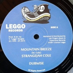 Strangejah Cole - Mountain...