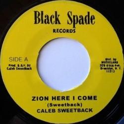 Caleb Sweetback - Zion Here...