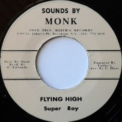 Super Roy - Flying High 7''