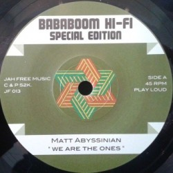 Matt Abyssinian - We are...