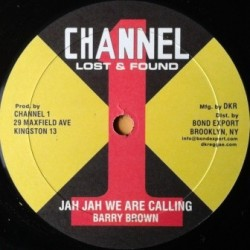Barry Brown - Jah Jah We...