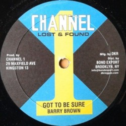 Barry Brown - Got to be...