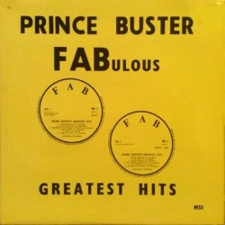 Prince Buster - Fabulous...