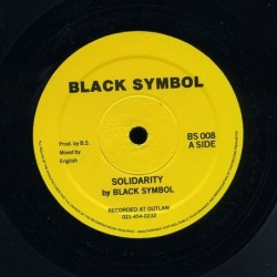 Black Symbol - Solidarity /...