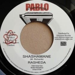 Rasheda - Shashamane 7''