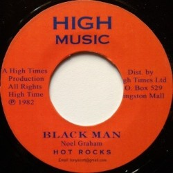 Hot Rocks - Black Man 7''