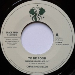 Christine Miller - To be...