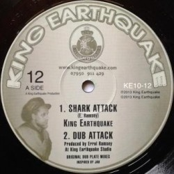 King Earthquake - Shark...