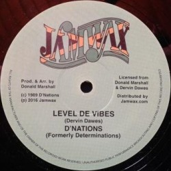 D'Nations - Level de Vibes...