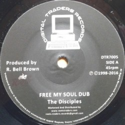 The Disciples - Free my...