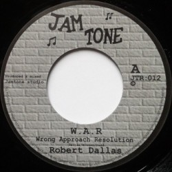 Robert Dallas - W.A.R. 7''