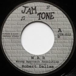 Robert Dallas - W.A.R. 7''