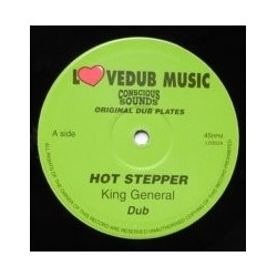King General - Hot Stepper...