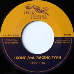 I Kong Feat. Raging Fyah -...