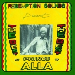 Prince Alla - The Best of LP