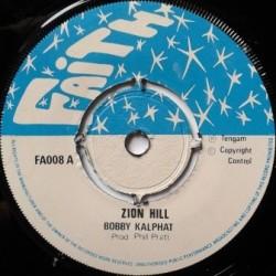 Bobby Kalphat - Zion Hill 7''