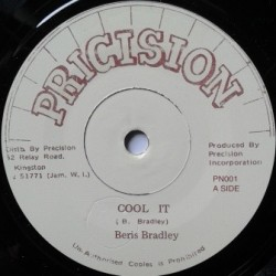 Beris Bradley - Cool It 7''