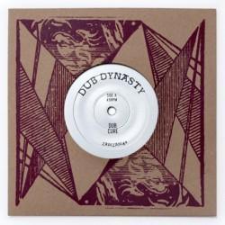 Dub Dynasty - Dub Cure 7''