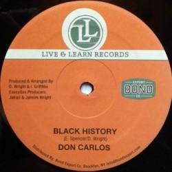 Don Carlos - Black History...