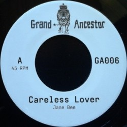 Jane Bee - Careless Lover 7''