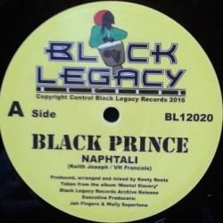 Naphtali - Black Prince 12''
