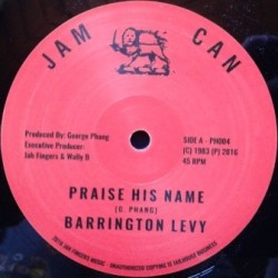 Barrington Levy - Praise...