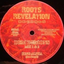 King Alpha - Dem Demons /...