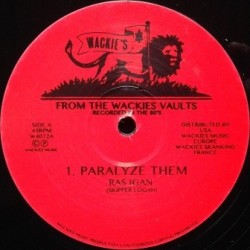 Ras Igan - Paralyze Them 12''