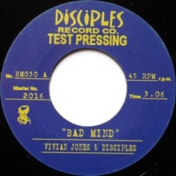 Vivian Jones - Bad Mind 7''