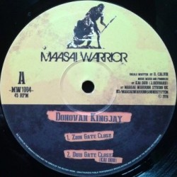 Donovan Kingjay - Zion Gate...