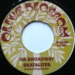 Skatalites - On Broadway 7''