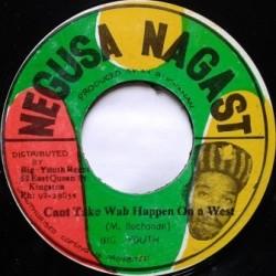 Big Youth - Can't Take Wah...
