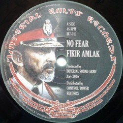 Fikir Amlak - No Fear 7''