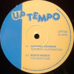 Anthony Johnson - Too Much...