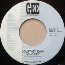Courtney John - Strangers 7''