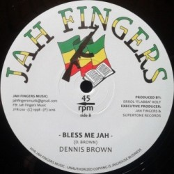 Dennis Brown - The Half /...