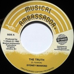 Sydney Mankind - The Truth 7''