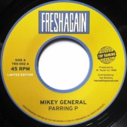 Mikey General - Parring P 7''