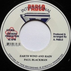 Paul Blackman - Earth Wind...
