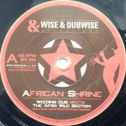 Weeding Dub - African...