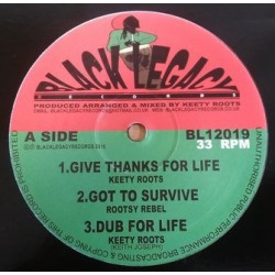 Keety Roots - Give Thanks...