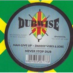 Danny Vibes & Jobe - Nah...