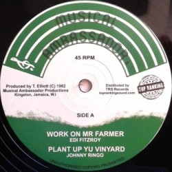 Edi Fitzroy - Mr Farmer Man...