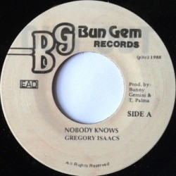 Gregory Isaacs - Nobody...