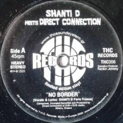 Shanti D - No Border 7''