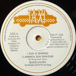 Black Uhuru - Sun is...
